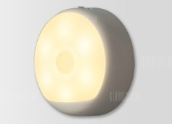 $12 with coupon for Xiaomi yeelight USB Powered Small Night Light Warm White Light from GearBest