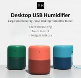 $15 with coupon for Xiaomi youpin VH Diffuse Desktop USB Humidifier – GRAY from GearBest