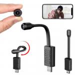 11 євро з купоном на Xiaovv 1080P WIFI AP USB Mini IP Camera 140 ° Широкий діапазон AI Detection of Body Body V380 Pro 128G SD Card Cloud Storage CCTV для домашньої безпечної камери спостереження від BANGGOOD