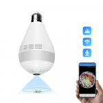 €14 with coupon for Xiaovv D3 360° WIFI AP Bulb Luminous IP Camera 1080P Night Vision Two Way Audio Motion Detect P2P Security Baby Monitor for Home Safety Gear from EU CZ warehouse BANGGOOD