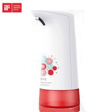 16 € s kupónem pro Xiaowei 250ml přizpůsobený automatický indukční dávkovač mýdla Touchless od BANGGOOD
