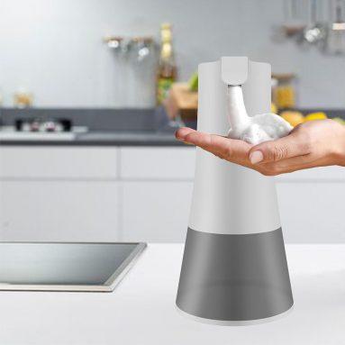 € 15 עם קופון ל- Xiaowei X1S מתקן לסבון קצף נוזלי אוטומטי לחלוטין Seneor חכם מכונת כביסה ידנית נטענת ללא מגע נטענת מכונת כביסה ידנית לילדים משפחתיים אנטיבקטריאליים מבאנגגוד