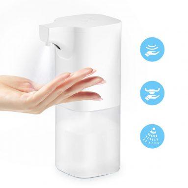 € 12 với phiếu giảm giá cho Xiaowei X6S 350ml Máy phun cồn tự động IR cảm biến Máy rửa tay không thấm nước Máy bơm nước hoa quả từ Xiaomi Youpin từ BANGGOOD