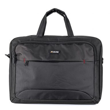 €7 with coupon for Xmund 17.3 inch Laptop Bag Business handbag for men and women – Black from BANGGOOD