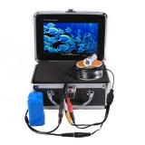 """$15 Off 7"""" TFT LCD Color Monitor 800TVL Portable Fish Finder HD Underwater Fishing Camera 20M Cable,free shipping $126.79(Code:FISH15) from TOMTOP Technology Co., Ltd"""