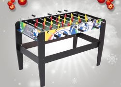 "$ 75.99 for Lixada 48"" Table Football Soccer, ship from US warehouse, 100 pcs only from TOMTOP Technology Co., Ltd"