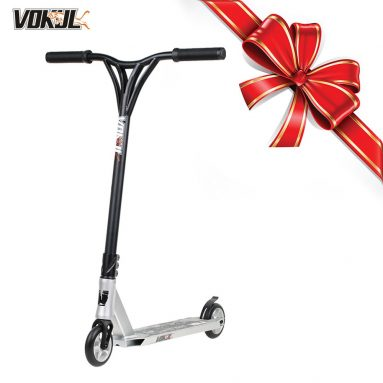 $10 OFF Smooth Professional Sports Scooter,free shipping from US Warehouse $62.99(Code:SKATE10) from TOMTOP Technology Co., Ltd