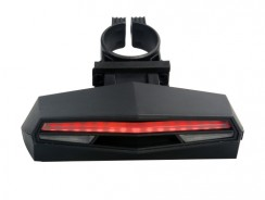 $5 OFF Bike Intelligent Tail Light LED ,free shipping $22.72 (Code:OC1492) from TOMTOP Technology Co., Ltd