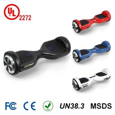 $ 20 Tắt CHIC 6.5 inch 2 Bánh Xe Tự Cân Bằng Thông Minh Electric Scooter-Black, giới hạn cung cấp $ 129.99 (Mã: CHICOFF20) từ TOMTOP Technology Co., Ltd