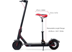 54% OFF Electric Scooter Retractable Seat,limited offer $49.99 from TOMTOP Technology Co., Ltd
