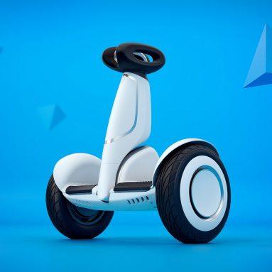 $ 90 OFF Xiaomi Ninebot Thêm Electric Scooter, miễn phí vận chuyển $ 809.99 (Mã: PLUS90) từ TOMTOP Technology Co., Ltd