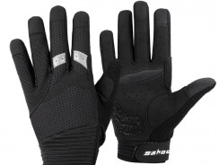$3.16 OFF SAHOO Touch Screen Full Finger Cycling Gloves,free shipping $9.48(Code:SAHOO25) from TOMTOP Technology Co., Ltd