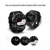 62% OFF F1 Touchscreen GPS Sport Smartwatch,limited offer $49.99 from TOMTOP Technology Co., Ltd