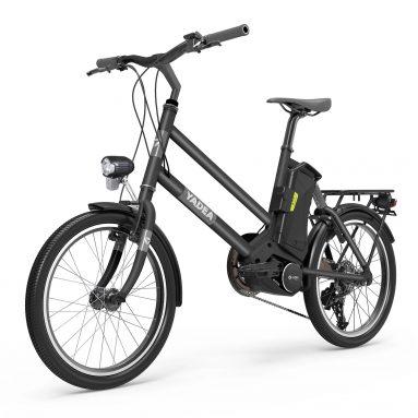814 € z kuponem na 300-calowy elektryczny rower miejski YADEA YT20 z akumulatorem litowym 7.8 Ah z magazynu EU GER TOMTOP