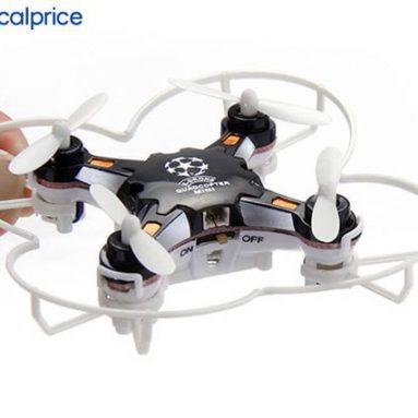 FQ14.59-777 Cep Drone 124CH 4Axis Gyro Quadcopter için sadece $ 6 Satış Focalprice gelen Değiştirilebilir Denetleyici RTF