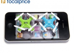Only $17.69 for DHD D1 Ultra Mini Drone Headless Mode RC Quadcopter from Focalprice