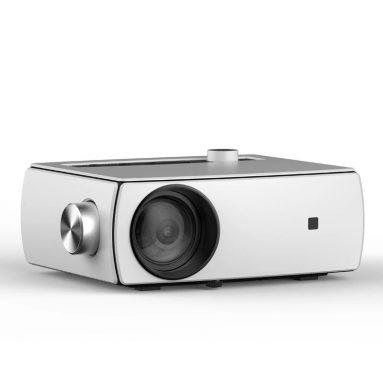 98 € са купоном за ИГ430 1080П ФХД ЛЕД пројектор Бежични исти екран ± 15 ° Корекција трапезоидне корекције Кућни биоскоп Оутдоор филм од БАНГГООД