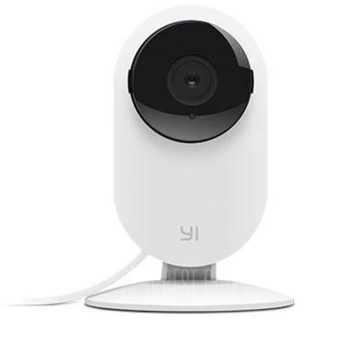 $ 24 với phiếu mua hàng cho Camera IP Camera 720P IP tầm nhìn ban đầu của YI ban đêm - WHITE từ GearBest