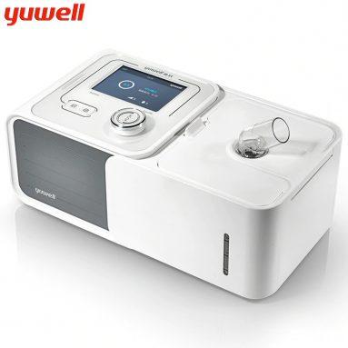 € 634 için kupon ile YUWELL CPAP YH-560 Cpap Makinesi Uyku Apnesi Makinesi Otomatik Cpap Tıbbi Solunum Cihazı BANGGOOD gelen Xiaomi Ekolojik Zincir Taşınabilir Vantilatör Ekipmanları