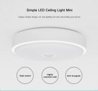 $ 25 z kuponem na oświetlenie sufitowe LED Yeelight Induction Anti-mosquito dla domu EU Warehouse od GearBest