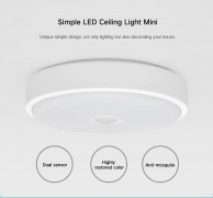 $29 with coupon for Yeelight Induction LED Ceiling Light Mini for Home from GearBest