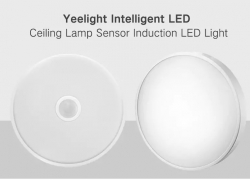 $93 with coupon for Yeelight Induction LED Ceiling Light Smart LED Ceiling Light 320mm Set – WHITE from GearBest