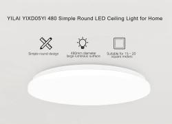 $ 59 sa kupon para sa Yeelight YILAI YlXD05Yl 480 Simple Round LED Smart Ceiling Light para sa Home mula sa GearBest