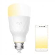 € 10 z kuponem do Xiaomi Yeelight YLDP05YL E27 10W Ciepły biały do dziennego Smart LED Żarówka Wifi App Control AC100-240V od BANGGOOD
