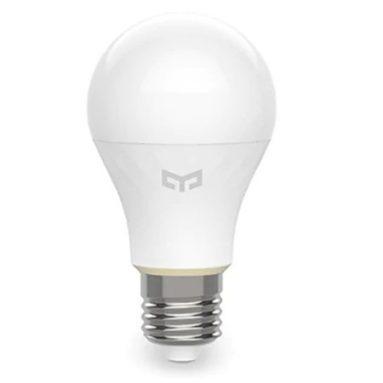 $ 11 s kuponom za Yeelight YLDP10YL 220V 6W Smart Lampa E27 Mesh verzija Xiaomi Ecosystem proizvod - Bijela kugla lampa