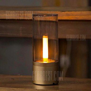 $ 39 s kuponom za Yeelight YLFW01YL Pametna atmosfera Candela Light - WARM WHITE LIGHT iz GearBest