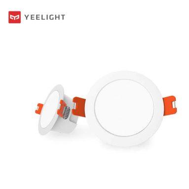 € 10 s kuponom za Yeelight YLSD01YL Smart 4W 300lm 2700-6500K Stropno svjetlo Mesh Edition App Control AC220V (Xiaomi Ekosustavni proizvod) od BANGGOOD