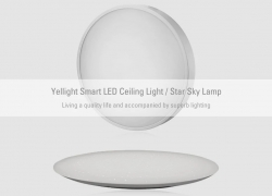 $138 with coupon for Yeelight YLXD01YL LED Smart Ceiling Light 320mm YLXD05YL Star Sky Lamp 480mm 2PCS – WHITE 320 from GearBest