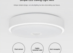 $44 with coupon for Yeelight YLXD09YL Induction LED Ceiling Light Anti-mosquito for Home 2PCS from GearBest
