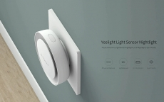 € 5 con coupon per Yeelight YLYD11YL Sensore di luce plug-in LED Nightlight versione internazionale (Xiaomi Ecosystem Product) da GEARBEST