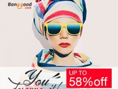 10% OFF for Accessories You Like from BANGGOOD TECHNOLOGY CO., LIMITED