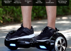 $199 with coupon for ZANMAX R1 Smart Self Balancing Scooter Racing Hoverboard from GearBest