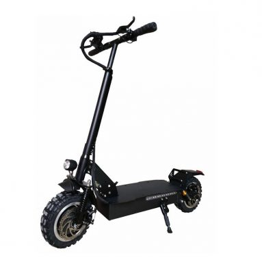 €648 with coupon for ZAPCOOL T103-1 23.4Ah 60V 1600W Folding Electric Scooter Top Speed 60km/h Max. 200kg Single Motor Front Wheel Shock Absorption Without Seat EU Plug from BANGGOOD