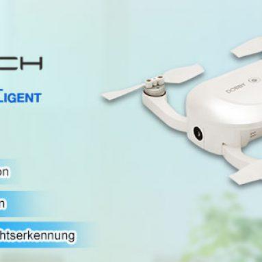 ZEROTECH Dobby Pocket Ảnh Tự Sướng Drone FPV mit 4K HD Kamera GPS Mini RC Quadcopter từ RCMaster