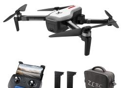 € 122 may kupon para sa ZLRC Hayop SG906 GPS 5G WiFi FPV Sa 4K Ultra malinaw na Camera Brushless Selfie Foldable RC Drone Quadcopter RTF mula sa BANGGOOD