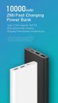 18 € עם קופון עבור ZMI 10000 mAh Power Bank 18W PD טעינה מהירה עבור Mi10 הערה 9S Apple XS 11Pro ממחסן האיחוד האירופי CZ BANGGOOD