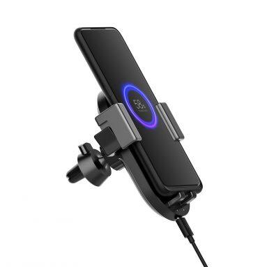 ZMI WCJ20 10W Qiワイヤレスカーチャージャー(カーチャージャー付き)のクーポン付き€20サムスンXiaomiHuawei用iPhoneX用高速充電電話ホルダー–BANGGOODのカーチャージャー付き