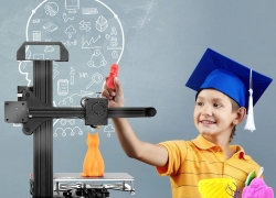 $ 99 dengan kupon untuk zonestar Z6 Unit Cepat 3D Printer 150 x 150 x 150MM - Hitam EU Plug dari Gearbest
