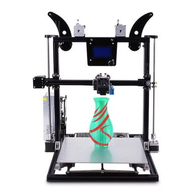 $335 with coupon for ZONESTAR Z8XM2 Multi-material Printing DIY 3D Printer Kit  –  US  BLACK from GearBest