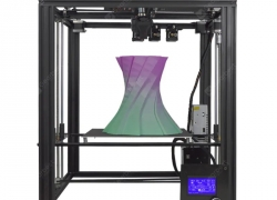 €469 with coupon for ZONESTAR Z9M3 Three Mixed Color Fast Assemble 300X300X400MM Large Size 3d Printer – EU PLUG from Gearbest