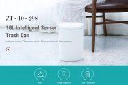 $ 34 ZT के लिए कूपन के साथ - 10 - 29S 10L इंटेलिजेंट सेंसर कचरा, GEARBEST से Xiaomi youpin से कर सकते हैं