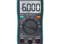 $12 with coupon for ZT102 Digital Multimeter  –  GREEN from GearBest