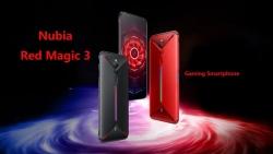 € ZTE Nubia Red Magic kuponlu 420 3 4G Akıllı Telefon 8GB RAM 128GB ROM GEARVITA'dan Global Versiyon