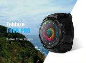 $79 with coupon for Zeblaze THOR PRO 3G Smartwatch Phone from GEARBEST