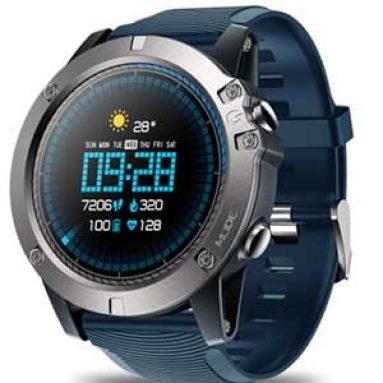 € 34 với phiếu giảm giá cho Zeblaze VIBE 3 Pro Full Round Touch Thời gian thực theo dõi nhịp tim theo dõi thông minh cả ngày từ BANGGOOD