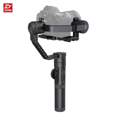 $699 with coupon for Zhiyun Crane 2 3-Axis Handheld Gimbal Camera Gyro Stablizer from TOMTOP